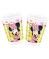 Disney bekertjes Minnie Mouse